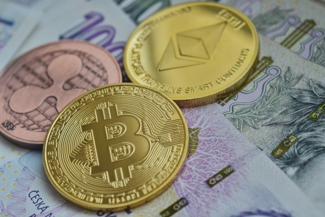 Buying crypto currency in your retirement account