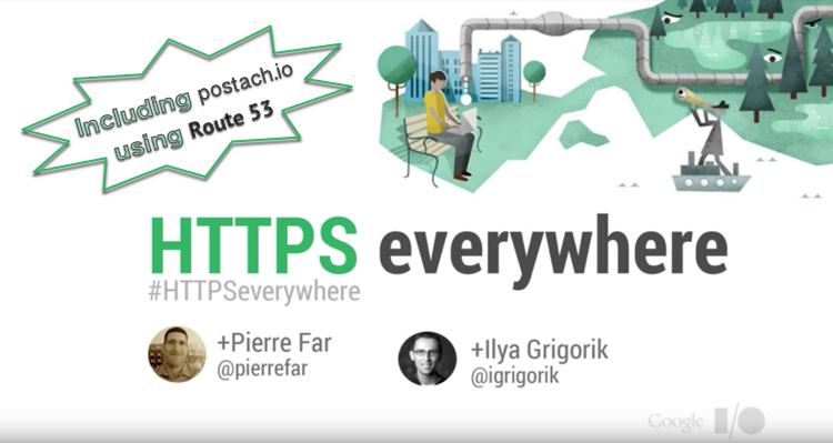 HTTPS everywhere graphic